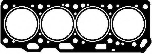 GLASER H8049900 Прокладка головки блока цилиндров