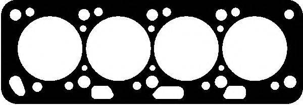 GLASER H2790720 Прокладка головки блока цилиндров