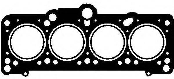 GLASER H1239010 Прокладка головки блока цилиндров