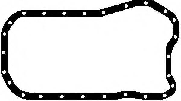 GLASER X5436301 Прокладка масляного поддона