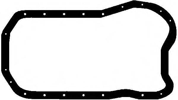 GLASER X5467601 Прокладка масляного поддона