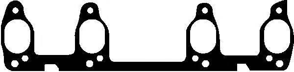 GLASER X5163801 Прокладка выпускного коллектора