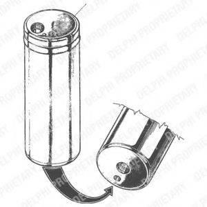 DELPHI TSP0175055 Осушитель кондиционера