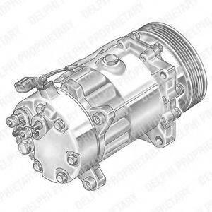 DELPHI TSP0155060 Компрессор кондиционера