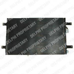 DELPHI TSP0225152 Конденсатор кондиционера