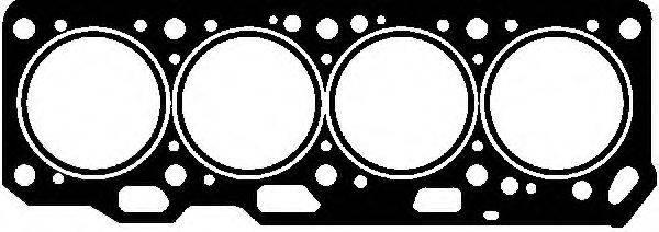 VICTOR REINZ 612802510 Прокладка головки блока цилиндров