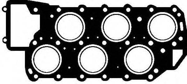 VICTOR REINZ 612911000 Прокладка головки блока цилиндров