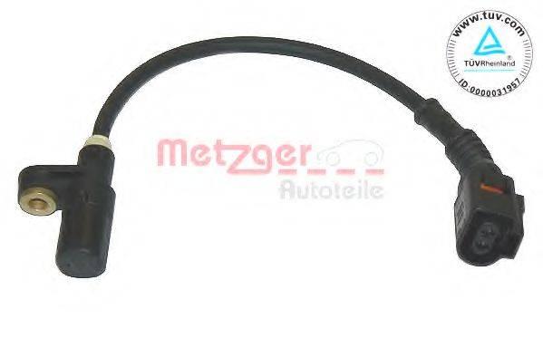 METZGER 0900071 Датчик АБС
