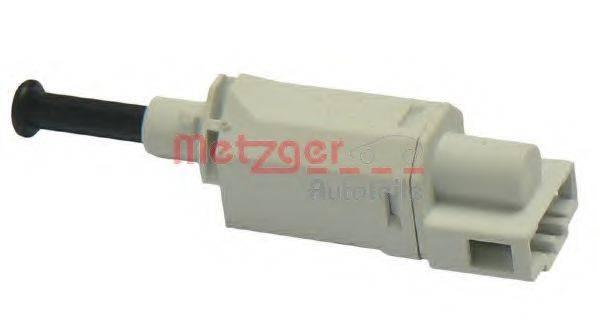 METZGER 0911045 Выключатель, привод сцепления (Tempomat); Выключатель, привод сцепления (управление двигателем)