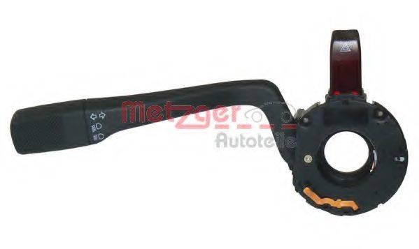 METZGER 0916047 Переключатель указателей поворота; Указатель аварийной сигнализации; Выключатель на колонке рулевого управления