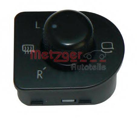 METZGER 0916065 Выключатель, регулирование зе