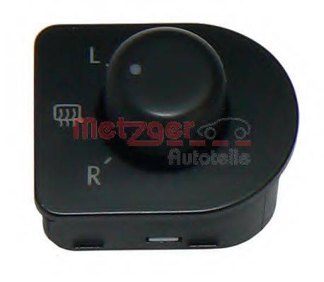 METZGER 0916071 Выключатель, регулирование зе
