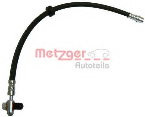 METZGER 4116210 Тормозной шланг