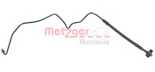 METZGER 4119354 Тормозной шланг