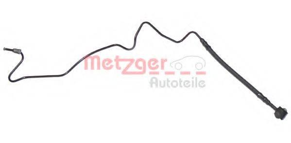 METZGER 4119355 Тормозной шланг