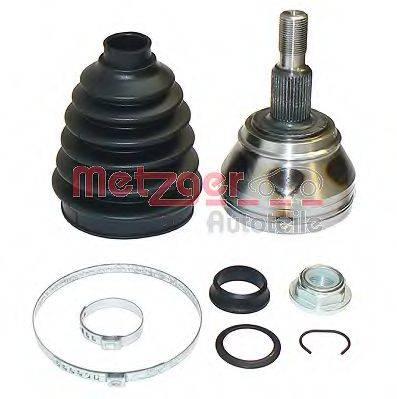 METZGER 7110108 ШРУС с пыльником