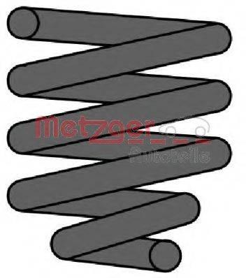 METZGER 2240515 Пружина ходовой части