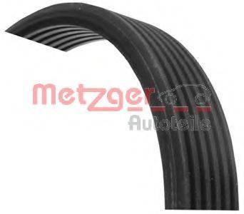 METZGER 6DPK1195 Поликлиновой ремень