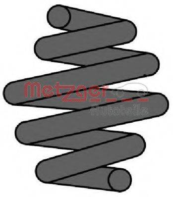 METZGER 2241260 Пружина ходовой части