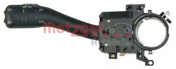METZGER 0916135 Переключатель указателей поворота; Выключатель на колонке рулевого управления