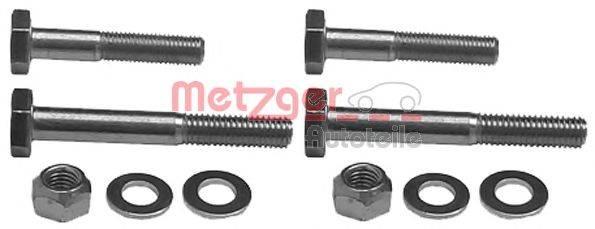 METZGER 55001848 Монтажный комплект, рычаг независимой подвески колеса