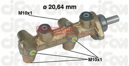 METZGER 202040 Главный тормозной цилиндр