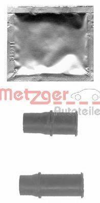METZGER 1131312 комплект принадлежностей, тормозной суппорт