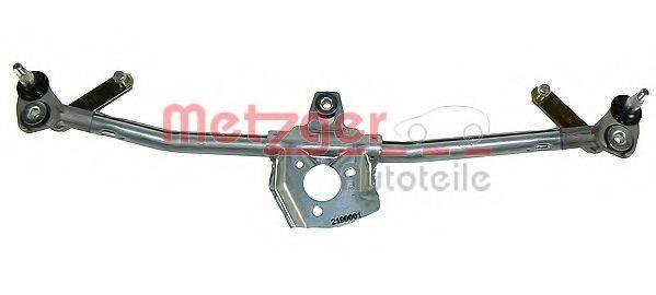 METZGER 2190001 Система очистки окон