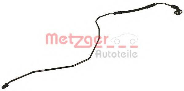 METZGER 4119366 Тормозной шланг
