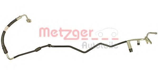 METZGER 2360002 Трубопровод высокого / низкого давления, кондиционер