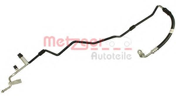 METZGER 2360003 Трубопровод высокого / низкого давления, кондиционер