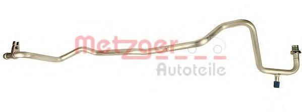 METZGER 2360025 Трубопровод высокого / низкого давления, кондиционер