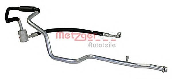 METZGER 2360004 Трубопровод высокого / низкого давления, кондиционер