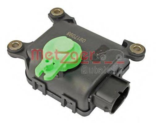 METZGER 0917098 Регулировочный элемент, смесительный клапан