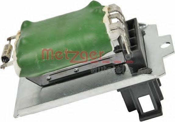 METZGER 0917161 Сопротивление, вентилятор салона
