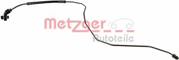 METZGER 4119367 Тормозной шланг