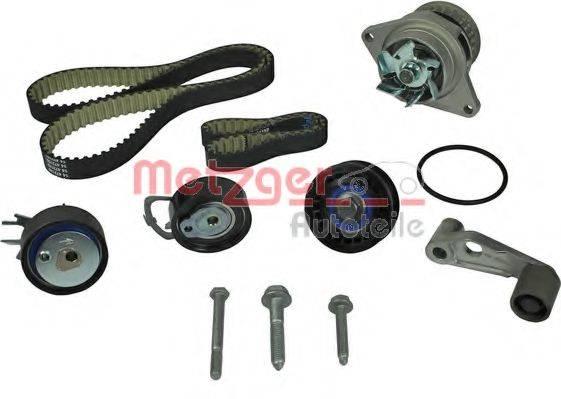 METZGER WMZ3471WP Водяной насос + комплект зубчатого ремня