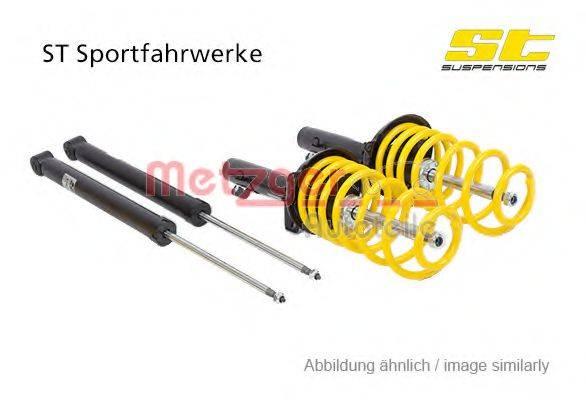 METZGER 123280308 Комплект ходовой части, пружины / амортизаторы