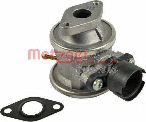 METZGER 0892254 Клапан, насосная система дополнительного воздуха
