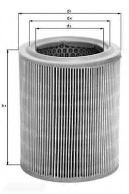 MAGNETI MARELLI 154074863920 Воздушный фильтр