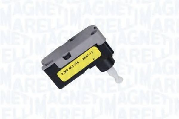 MAGNETI MARELLI 710307853316 Регулятор, регулировка угла наклона фар